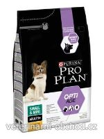 Psi - krmivo - ProPlan Dog Adult 9+ Optiage Sm&Mini