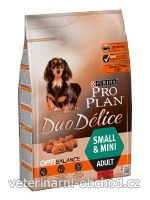 Psi - krmivo - ProPlan Dog Adult Duo Délice Small & Mini Beef