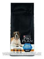 Psi - krmivo - ProPlan Dog Adult Large Robust Optiderma losos