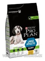 Psi - krmivo - ProPlan Dog Puppy Large Athletic Optistart