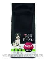 Psi - krmivo - ProPlan Dog Puppy Medium Optistart