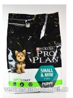 Psi - krmivo - ProPlan Dog Puppy Sm&Mini Optistart