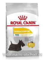 Psi - krmivo - Royal Canin Mini Derma Comfort